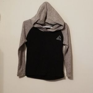 Reebok lightweight hoodie
